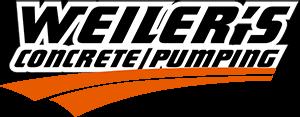 Weiler's Concrete Pumping Logo